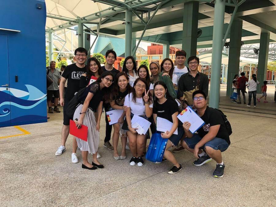 Team-Impossible-CSR-Singapore
